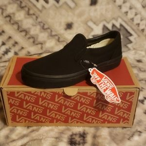 Kids Classic Slip On VANS shoes